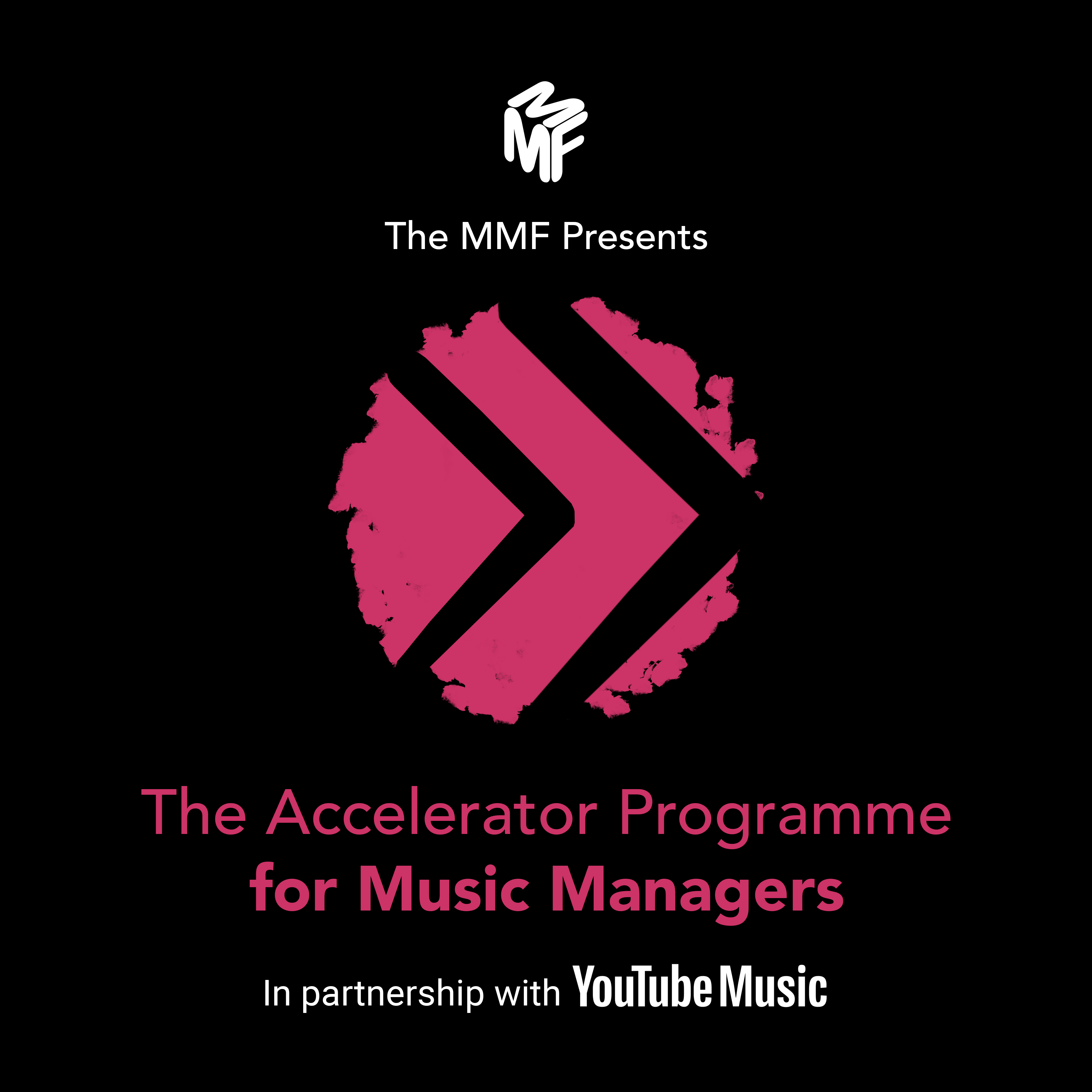 MMF launches Accelerator Programme for Music Managers in partnership with YouTube Music and Scottish Music Industry Association (SMIA)
