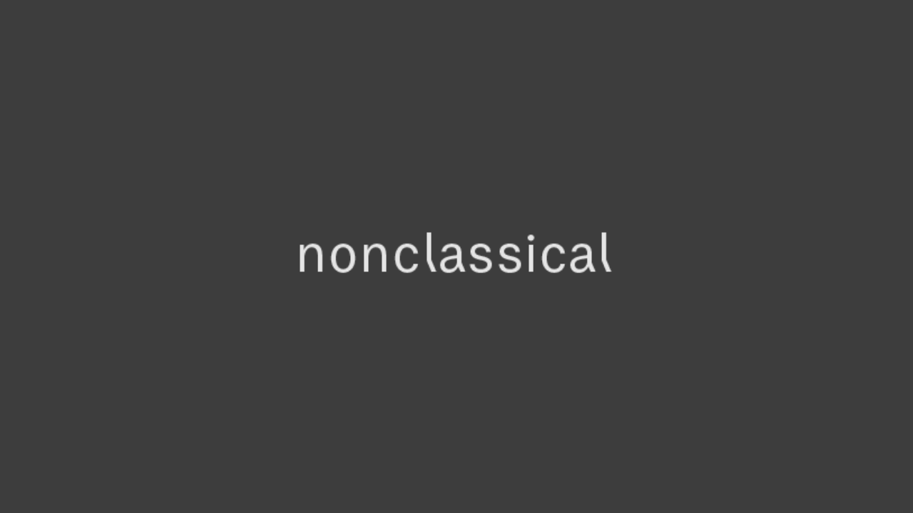 SMIA-opps-nonclassicals